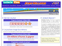 DIVERS : EuroMillions